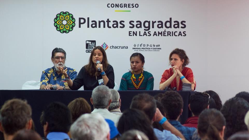 Congreso de Plantas Sagradas en Las Américas - February 2018