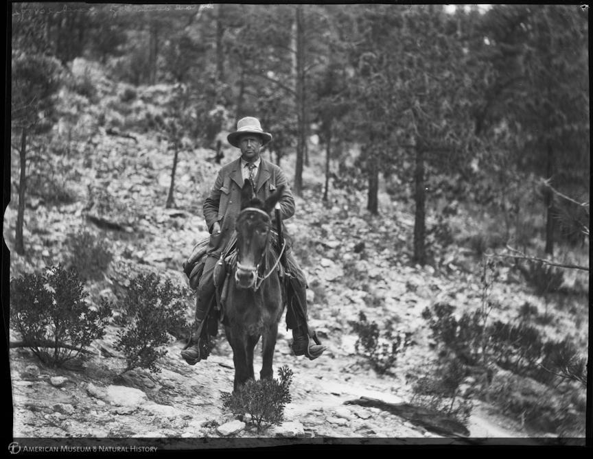 Carl Lumholtz - Sierra Madre Occidental 1892
