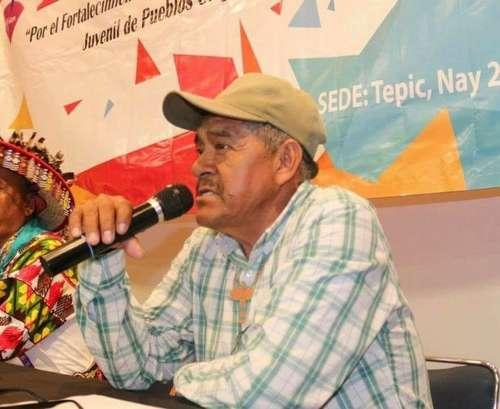 Margarito Díaz González - Foto cortesia de Juan A. Carrillo