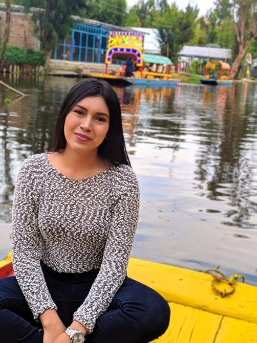 Xóchitl Xitlalic Chanes Aguilar ~ Scholarship recipient 2019 - 2020