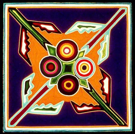 The Four Aspects of the Spirit, 1973 ~ José Benítez Sánchez
