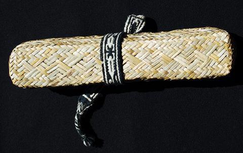 A shaman's basket - Photograph ©Yvonne Negrín 2002 - 2018