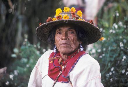 Chalio - Tatei Kie, Photograph ©Juan Negrín 1986