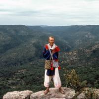 Juan Negrín - Fotografía tomado por Cirilo Carrillo Montoya en Tuapurie 1981