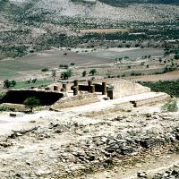 The ruins of La Quemada - Photograph ©Juan Negrín 1983-2018